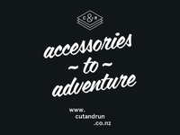 Accessories To Adventure