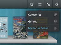 Soc.io Mall eReader