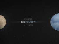Curiosity › Cupidity (to Venus) — Rebound