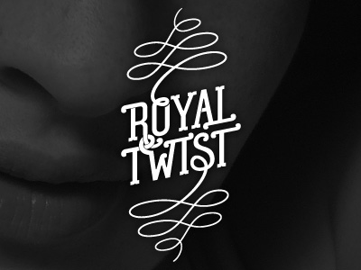 Dribbble-royal-twist-logotype