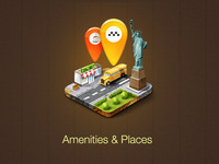 Amenities & Places