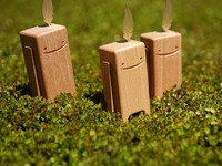 "BEECHBLOCKS - 4"" Wood Toy Series"