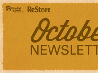 October Newsletter Header