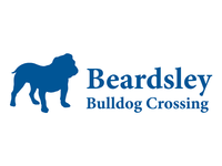 Beardsley Bulldog Crossing Logo