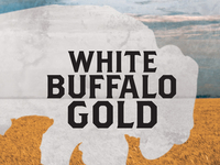 White Buffalo Gold Cover