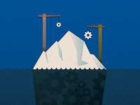 Iceberg Construction