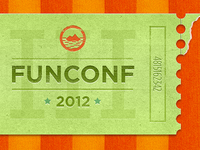 Funconf Ticket