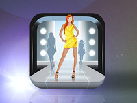 "Fashion Week ""iOS icon"""
