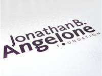 Jonathan B. Angelone Foundation Revised