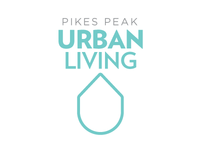 Pikes Peak Urban Living logo