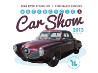 2013 Bear River Young Life Car Show Logo