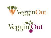 Veggin Out Logo Concepts