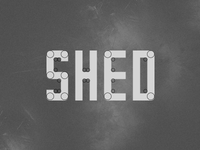 Shed Logotype - WIP