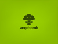 vegebomb one color
