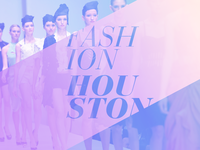 Fashion Houston Rebrand Exercise