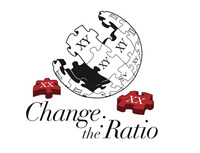 1x57 Change the Ratio Logo