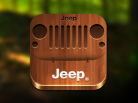 Jeep iOS icon