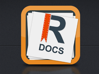 Readdle docs icon redesign