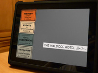The Waldorf Hotel Concierge