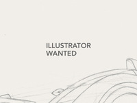 Illustrator wanted