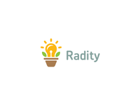 Radity Logo Design