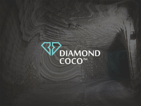 Diamond Coco Logo