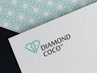 Diamond Coco Logo Design / Business Card