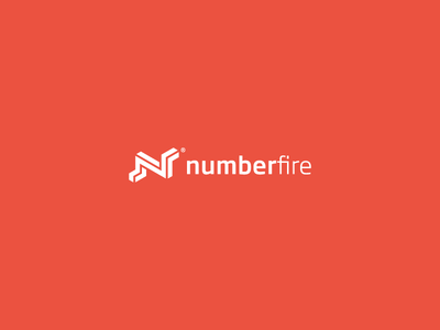 Numberfire™ Logo Mark / Identity
