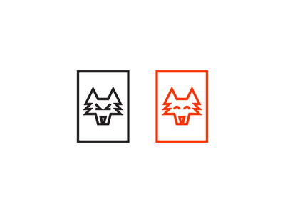 Wolf / Fox Logo Design
