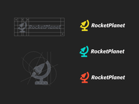 Final Rocket Planet Logo / Guidelines