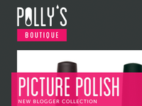 Polly's Boutique Site