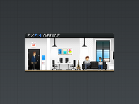 Pixel Office