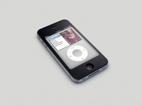 iPod Player on your iPhone