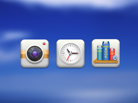 Baidu cloud ROM theme  icon