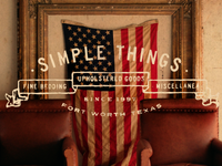Simple Things - Flag