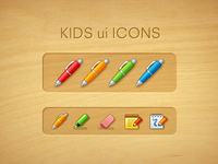 KIDS ui ICONS
