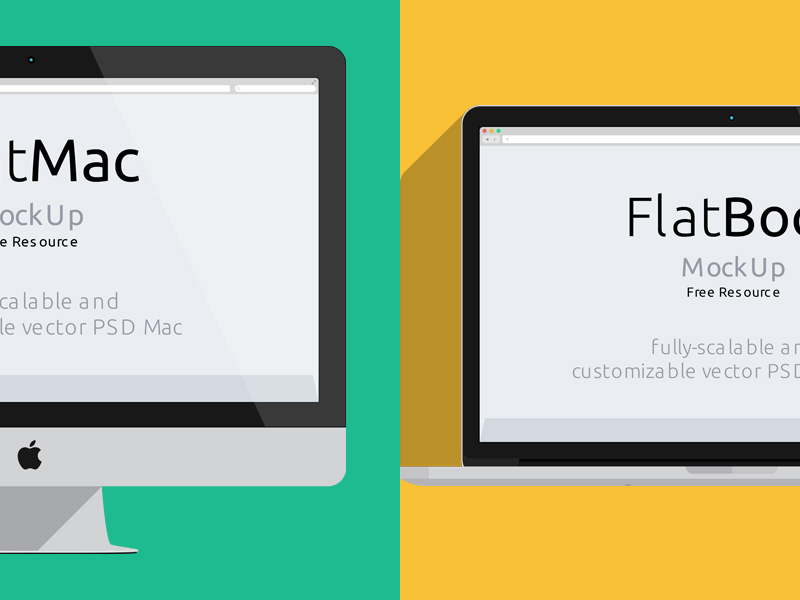 Flatbook & Flatmac