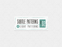 Subtle Light Tile Pattern Vol2 (Freebie)