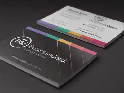 Corporate Business Card vol5