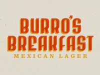 Burro's Breakfast