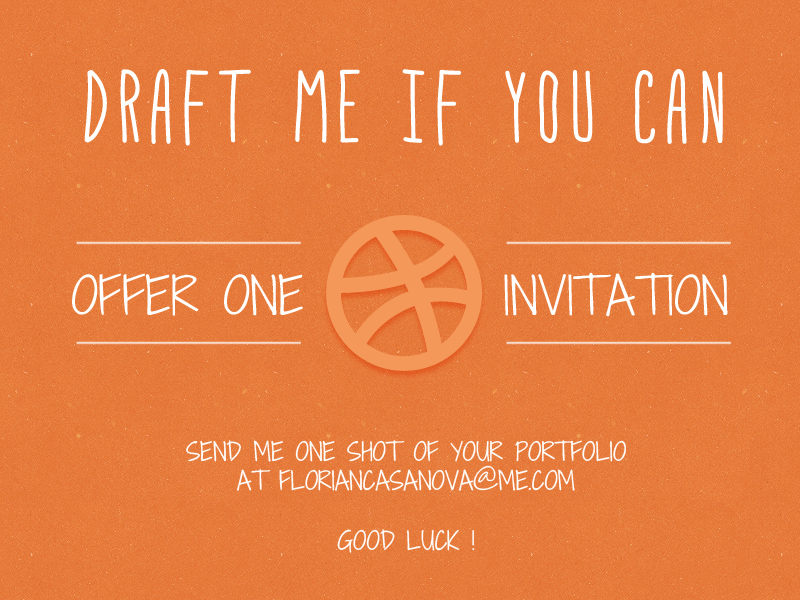 Dribbble_invitation