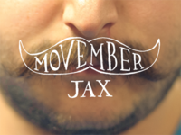 Movember Jax Logo Face