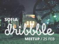 Sofia Dribbble Meetup