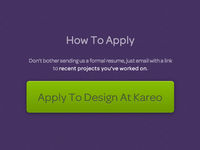 Apply to Design