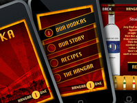 Hangar One Mobile App