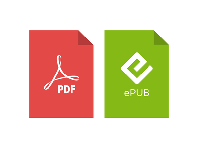 pdf epub vector logos freebbble