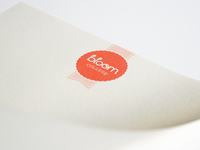 Bloom College Letterhead