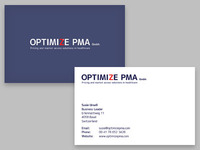 OPTIMIZE business cards (final)
