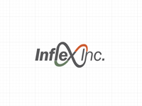 Inflex Inc. logo (proposed)