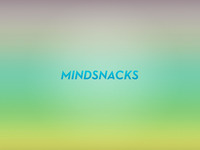MindSnacks Wallpaper